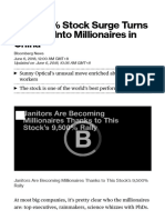 A 9,500% Stock Surge Turns Janitors Into Millionaires in China - Bloomberg.pdf