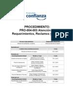 Atención de Requerimientos, Reclamos y Quejas 02.01.2016_unlocked
