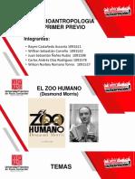 El Zoo Humano Diapositivas