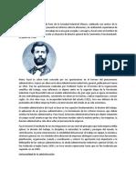 Henry Fayol Frederick Taylor aportes.docx