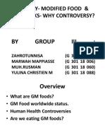 Genetically-Modifed Foods & Health Risks_Prof Mutasim Khalafalla