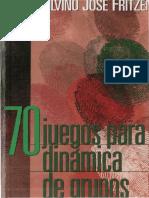 70 JUEGOS PARA DINAMICAS DE GRUPO.pdf
