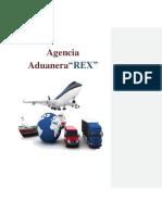 Plan de Negocios Agencia Aduanera Rex.docx