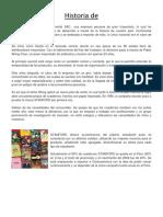 Historia de STANDFORD 1.docx
