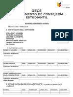 Formato Registro General
