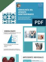semiología aparato urogenital