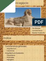 Arquitectura Egipcia Terminado