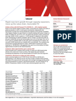 Karex - Nomura Research Result Report 02032015