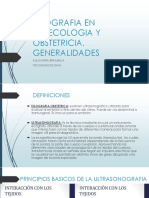Ecografia Obstetrica y Ginecologica Clase