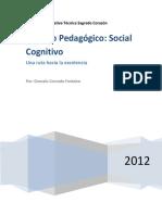 El Modelo Pedagógico Social Cognitivo