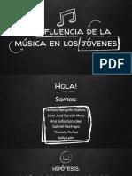 La Influencia de La Musica En Los Jovenes