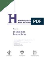 Disciplinas Humanistas
