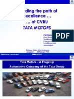Tata Motors's Achivements
