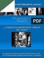 4 Herramientas Para Prevenir El Suicidio Gobernación Del Tolima 2.018