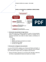 SISTEMA  DE GESTIÓN DE LA CALIDAD DE LA EMPRESA CONFECCIONES S.pdf