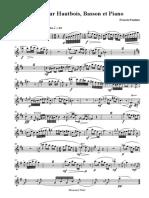 Poulenc Trio Mov.ii - Soprano