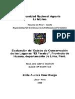 Estado de conservación de la Laguna El Paraiso.pdf