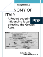 17716335 Economy of Italy