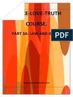 Part 3a. the Law and Grace