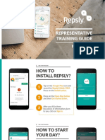 Repsly Mobile Training Guide