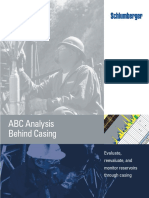 ABC Analysis Behind Casing Brochure