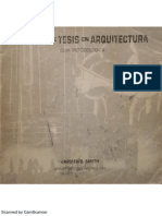 MANUAL DE TÉSIS EN ARQUITECTURA - CARMEN B. SMITH.pdf
