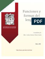 Funciones)y) formas)del) lenguaje