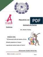 Trabajo Final Teorias Escenicas -Beatriz Trastoy