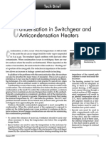 Condensation in Switchgears and anti condensation heater.pdf