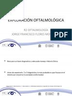 EXPLORACIÓN OFTLAMOLÓGICA .pptx