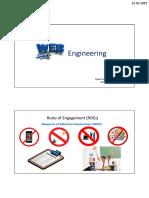 Web Engineering 1
