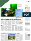 Duik de NZ schoon in een reformatorisch dagblad