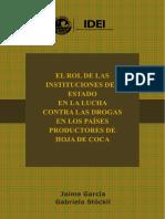 El Rol de las instituciones del Estado en la lucha contra las drogas en los países Productores de hoja de Coca..pdf