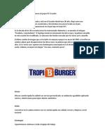 Empresa Tropiburger.docx
