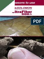 5 Reasons to Use Solomon Ultrafiber 500