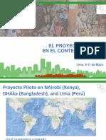 Visión Global de Los Sistemas Alimentarios Sostenibles