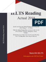 Reading Actual Test 2018 - Nam Đỗ IELTS.pdf