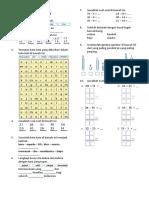 Soal untuk Mid dan UKK K13 Kelas 1 Tema 5.doc