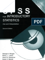 [Lawrence Erlbaum] SPSS for Introductory Statistics - Use and Interpretation, 2nd Edition