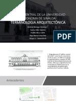 Edificio Central de La Universidad Autonoma de Sinaloa