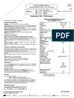 BIOLABO - Applications Humastar 180