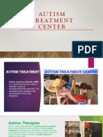 Autism Treatment.pptx