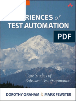 sixthexperiences of test automation case studies of software test automation.pdf