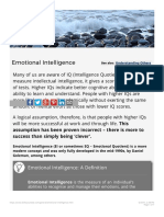 Emotional Intelligence | Skills You Need