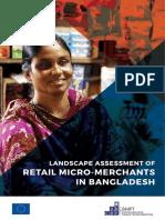 Landscape Assessment of Retail Micro-merchants in Bangladesh