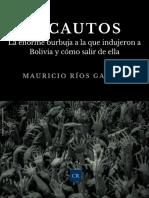 Mauricio Ríos García - Incautos (la enorme burbuja a la que indujeron a Bolivia y cómo salir de ella).pdf