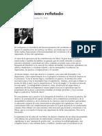El ecologismo refutado.docx