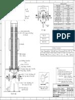 Pfa Coated 4rx30inchl Dn40 I-o CD-7 Zhp