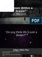 Dream within a Dream PPT