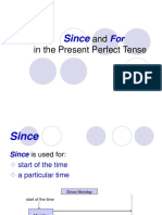 Since&For.ppt